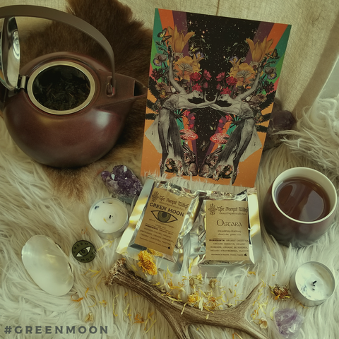 Single Sabbat Box: Ostara 2019 - Green Moon Apothecary Ltd