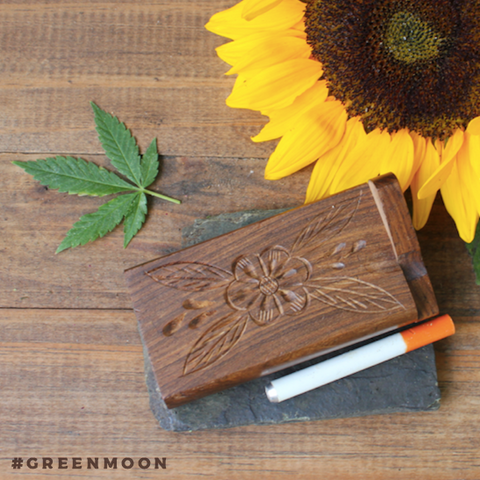 Autumn Flower Dugout - Green Moon Apothecary Ltd