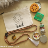 Half Wheel Subscription Package - 4 Boxes (S&H included) - Green Moon Apothecary Ltd
