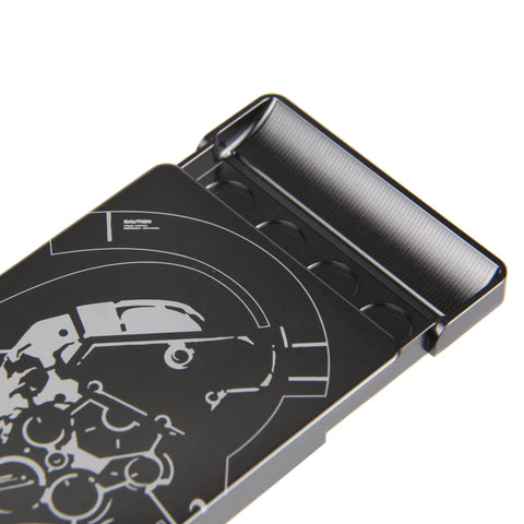 KOJIMA PRODUCTIONS Business Card Case Ludens