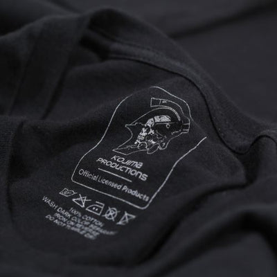 Kojima Productions Embroidered Logo Polo Shirt