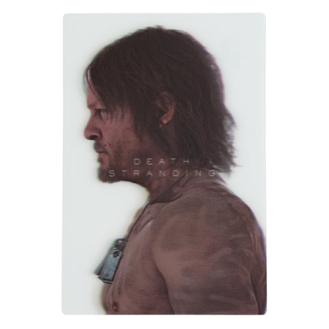 3D Post Card / DEATH STRANDING Sam
