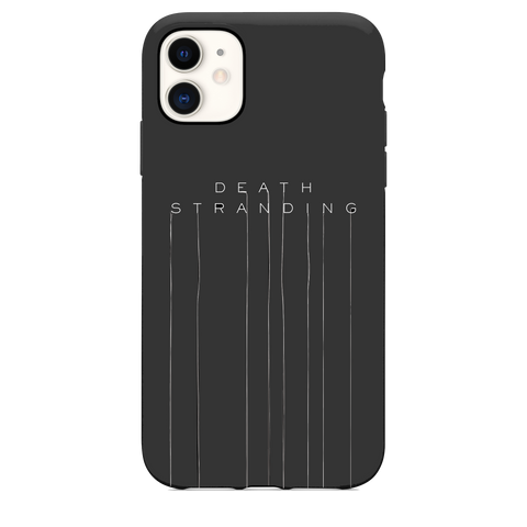 Death Stranding Logo - Silicone Phone Case