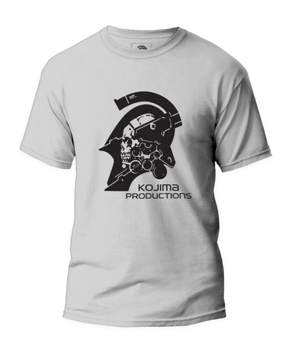KOJIMA PRODUCTIONS Logo T-Shirt