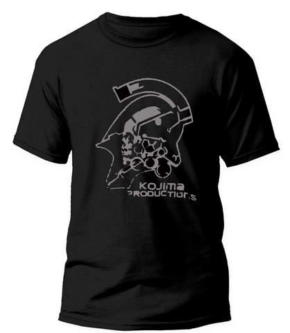 KOJIMA PRODUCTIONS Chrome Logo T-Shirt