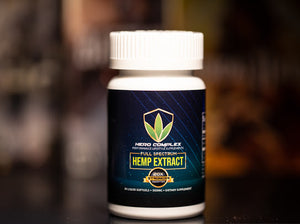 CBD Liquid Softgels