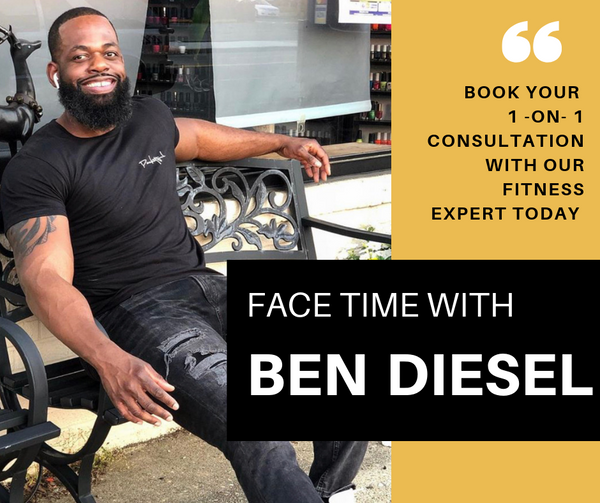 Buy Time with BEN DIESEL