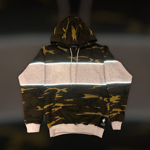 3M Camo Cut And Sewn Hoodie