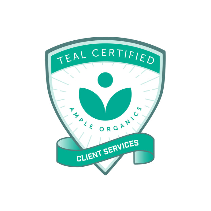 Client Services Teal Certification