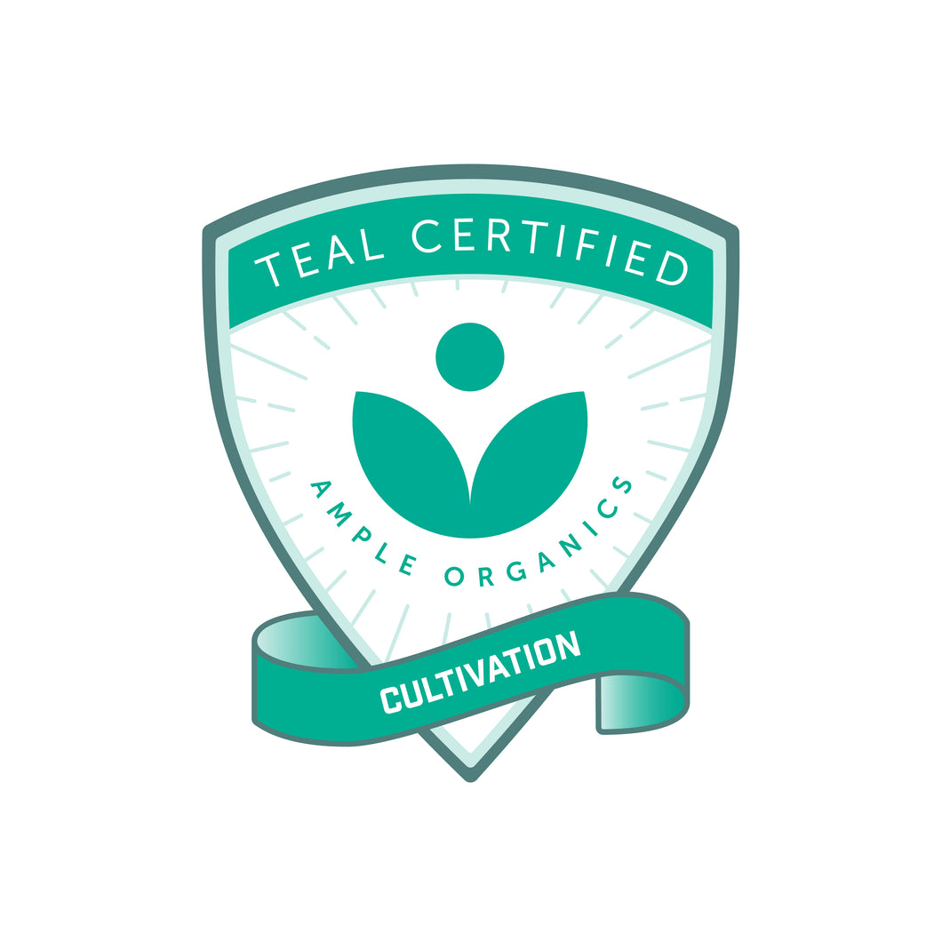 Cultivation Teal Certification