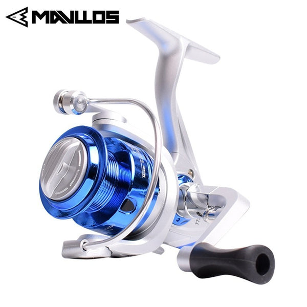 Mavllos Cheap Max Drag 10kg Carp Spinning Fishing Reel Saltwater Metal Gear Surf Freshwater Fishing Spinning Reel 2000 3000 6000