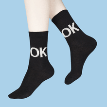 Load image into Gallery viewer, ok socks.png