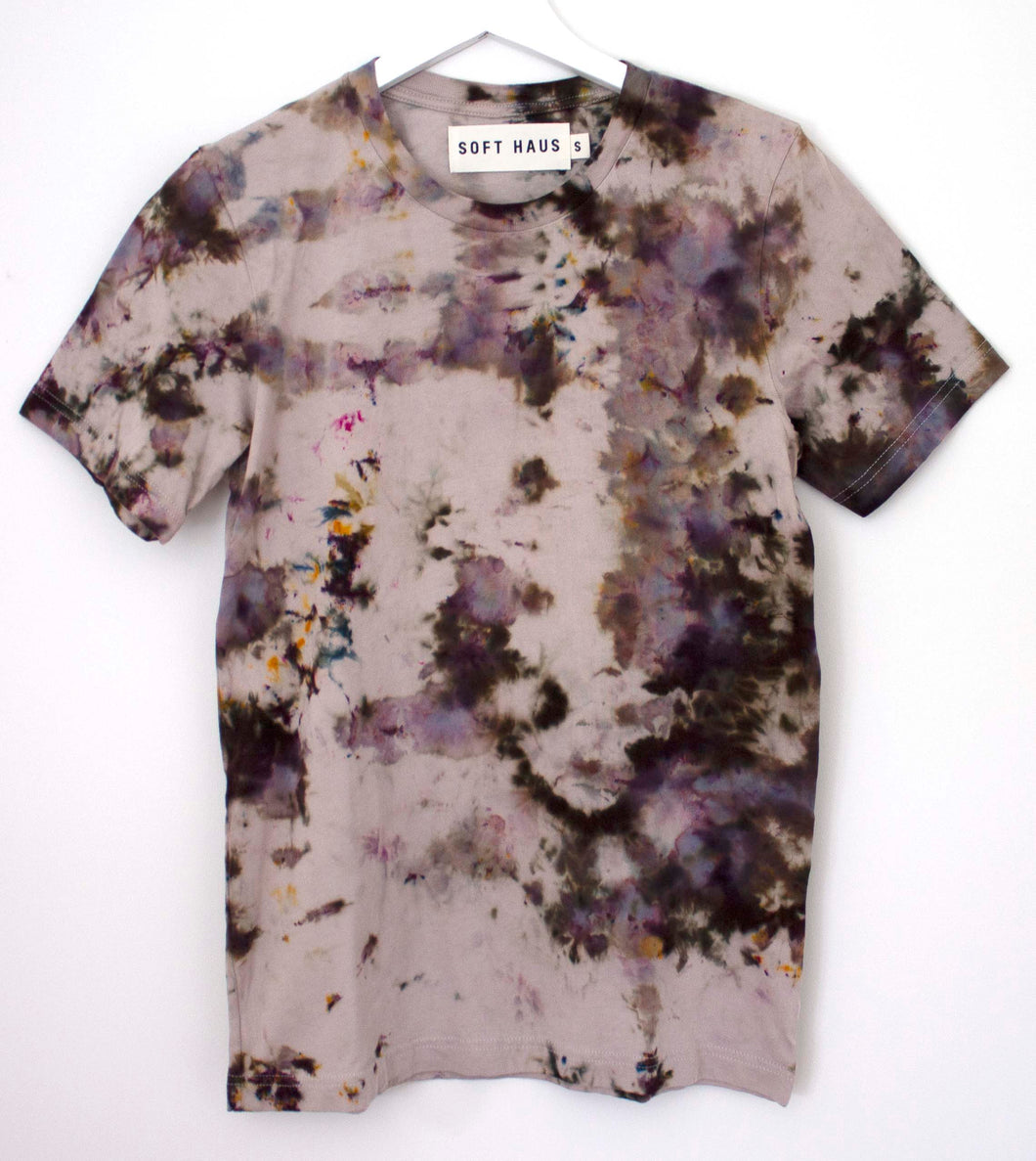 Dust Dye T-Shirt - Retired Gray Matter
