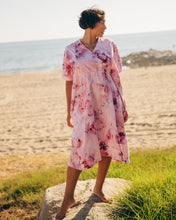 Load image into Gallery viewer, Maeve Belted Dress - Tea Rose