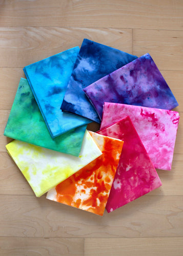 Dust Dye Fat Quarter Bundle