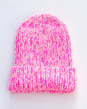 Load image into Gallery viewer, Fog Beanie - Pink Marl