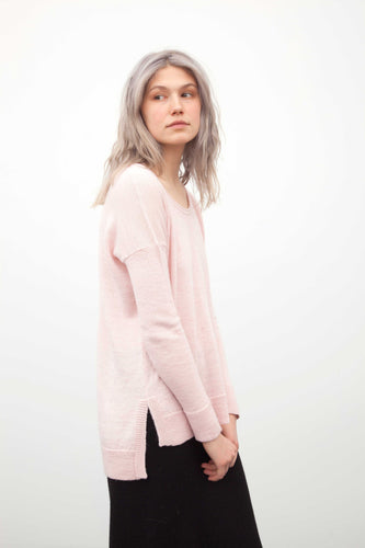 Sally Pullover - Pink