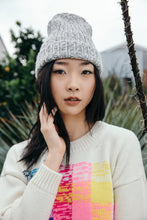 Load image into Gallery viewer, Fog Beanie - Gray Marl
