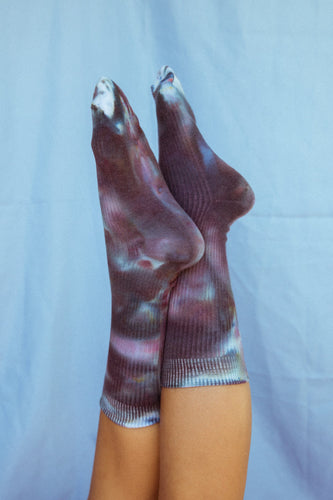 Dust dye socks - Cotton