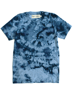 Dust Dye T-Shirt - Blueberry Season