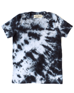 Static Dye T-Shirt - Composition Notebook