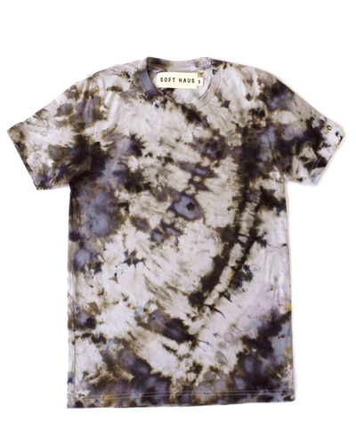 Dust Dye T-Shirt - Gray Matter