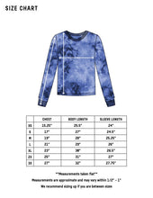 Load image into Gallery viewer, Dust Dye Long Sleeve - Gray Matter