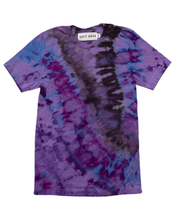 Load image into Gallery viewer, Dust Dye T-Shirt - Moody Violet