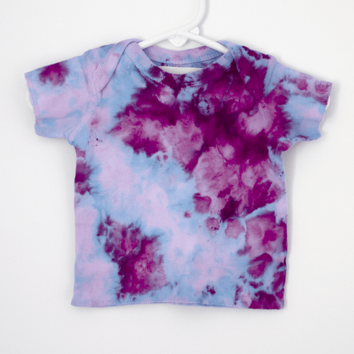 Dust Dye Baby T-Shirt - Ultra Ultra