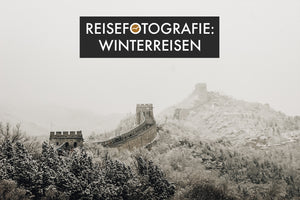 Fotoworkshop Reisefotografie: Winter und Alpinreisen