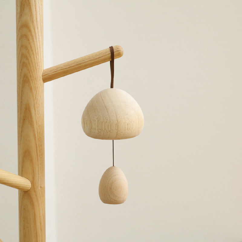 Wind Chime Style Wooden Music Box