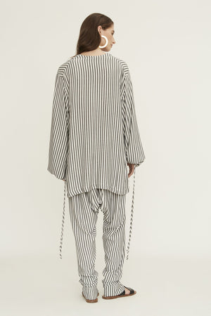Essaouira Blouse in Stripe