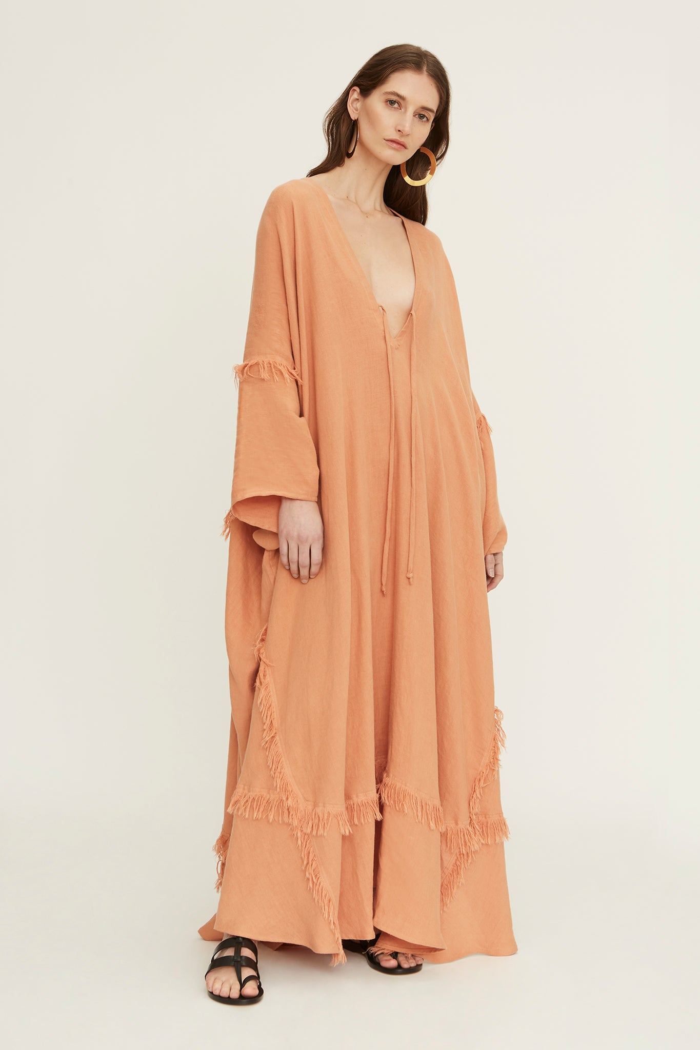 Zadie Caftan Long