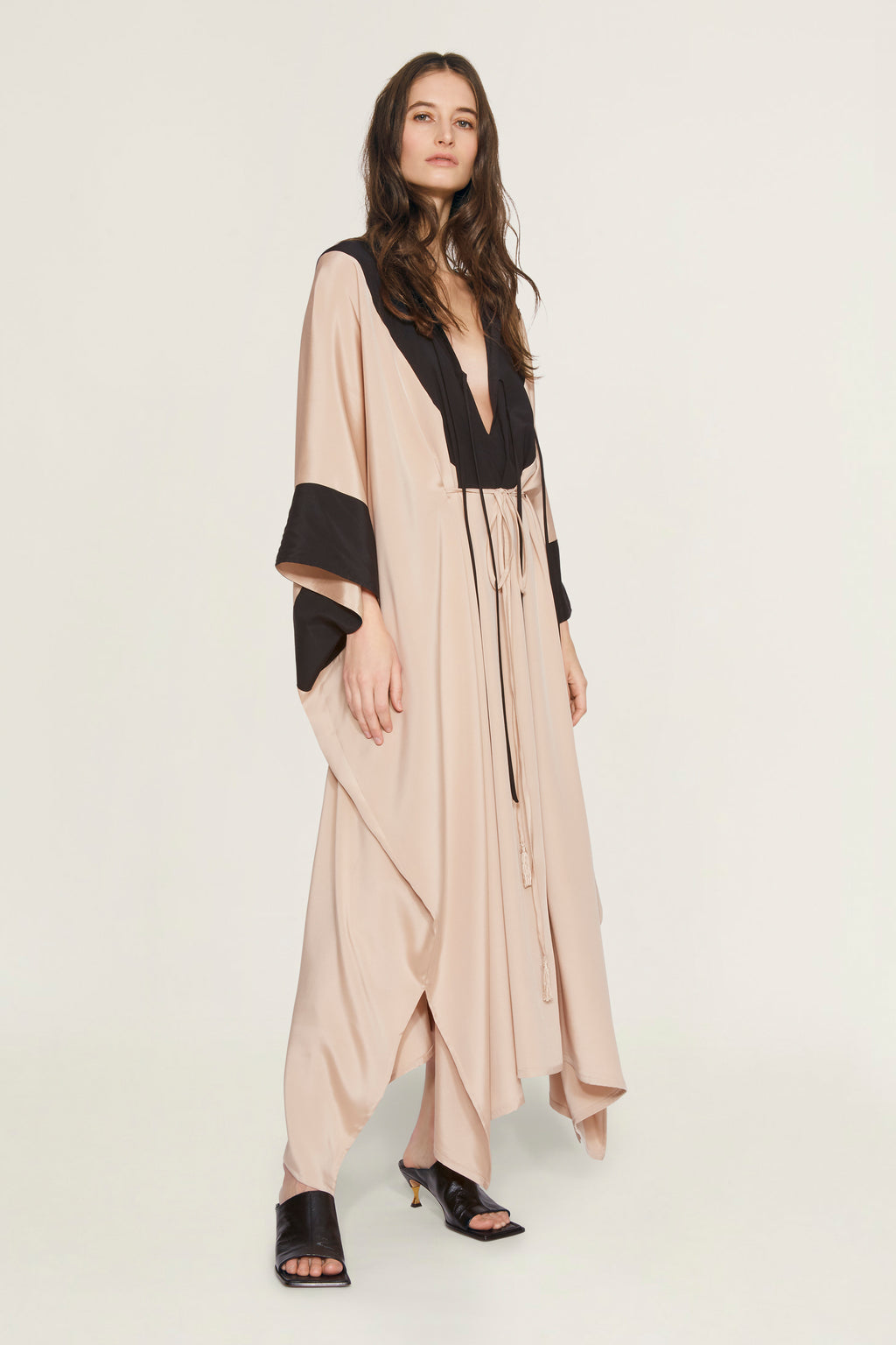 Anis Caftan Dress