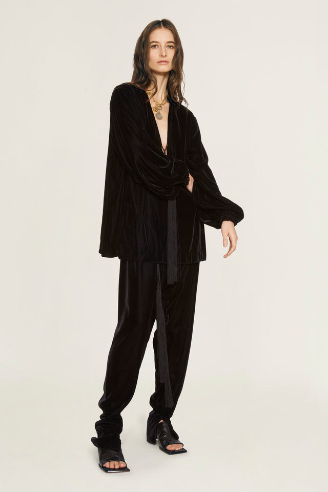 Marrakech Pant in Velvet