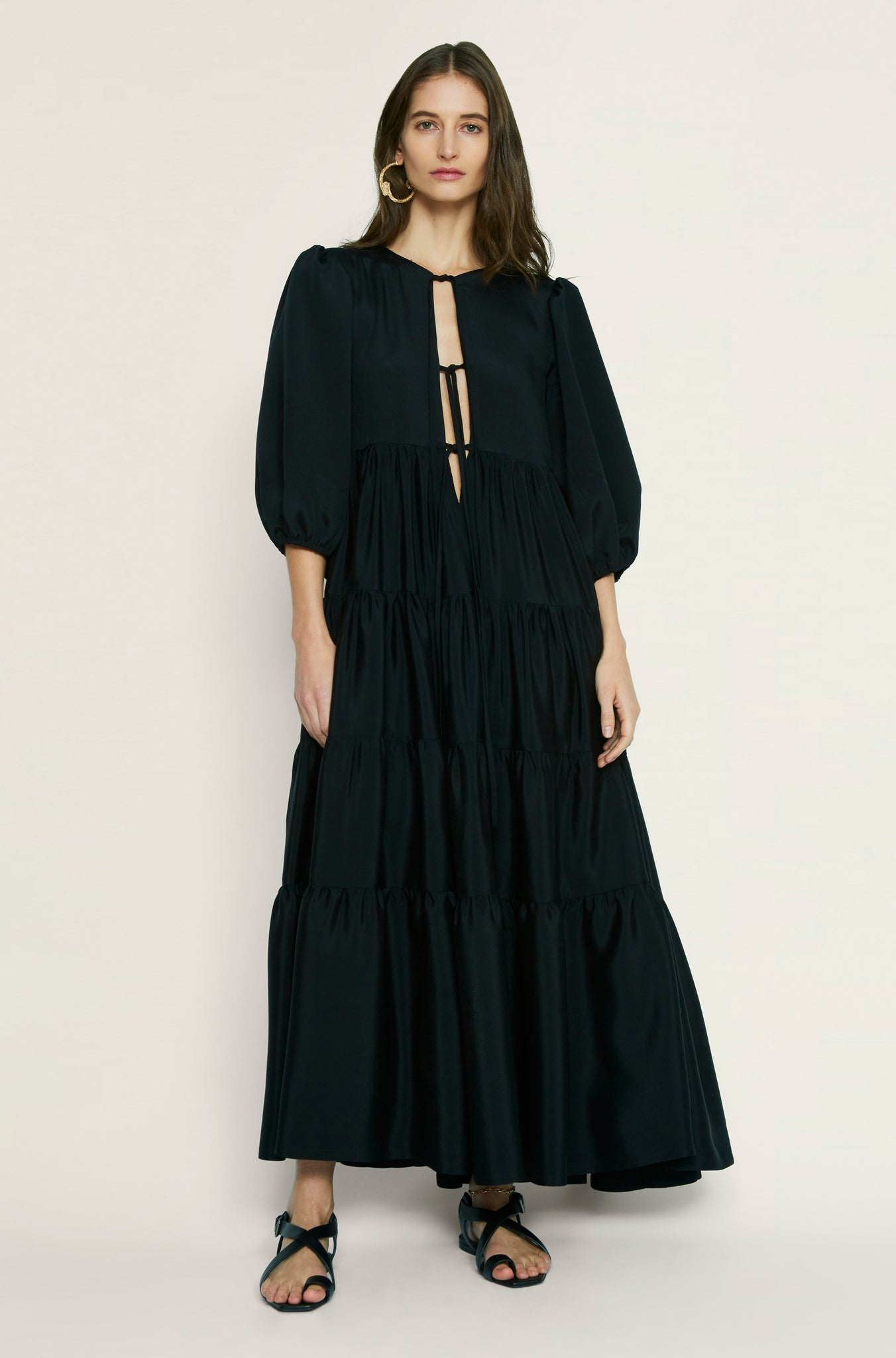 Medina Dress in Silk