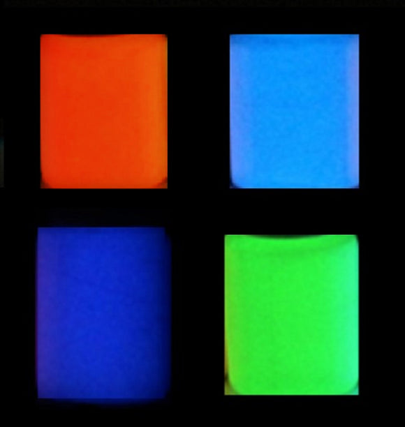 Glow in the Dark Pigments - 100g