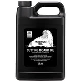 Food Safe Cutting Board Oil, Walrus Oil, Wood Wax, Charcuterie Board Oil