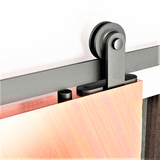Top Mount Barn Door Hardware, 8 Ft Hardware