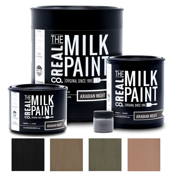RealMilkPaint, Food Safe Paint, Crackle Paint, Distressed Paint