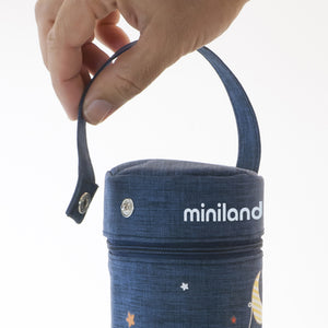 Miniland Termos torba Denim 330ml i 500ml