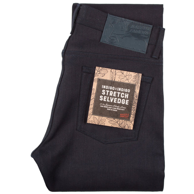 Weird Guy-Indigo Stretch Selvedge