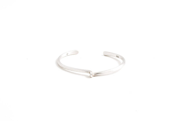 Sterling silver women's cuff bracelet - visit the men's store in Middleton, Wisconsin.