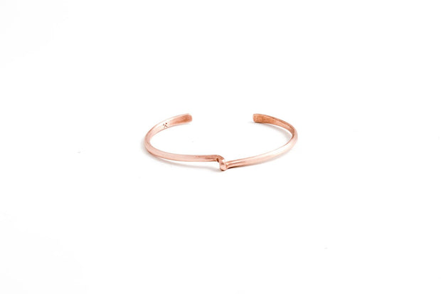 Rose gold women's bracelet - shop at the men's store in Middleton, Wisconsin.
