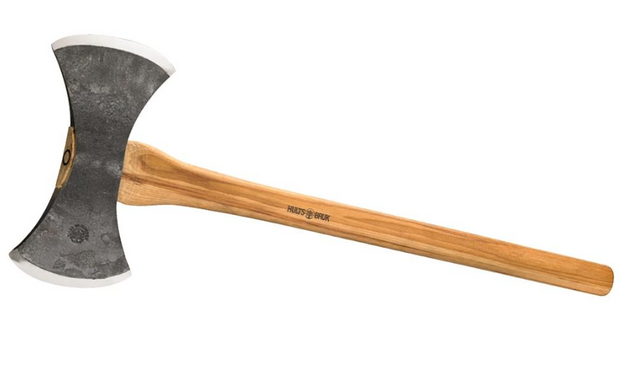 hults bruk motala double bit axe