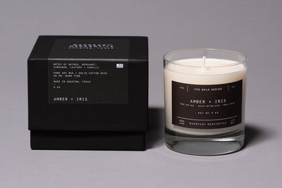 Manready Bold Series Candle