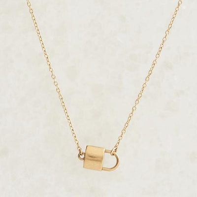 Bella Necklace Gold