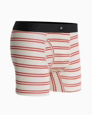 richer poorer clark soft boxer brief red white