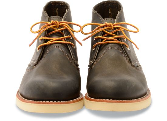 Red Wings Brand of America classic chukka
