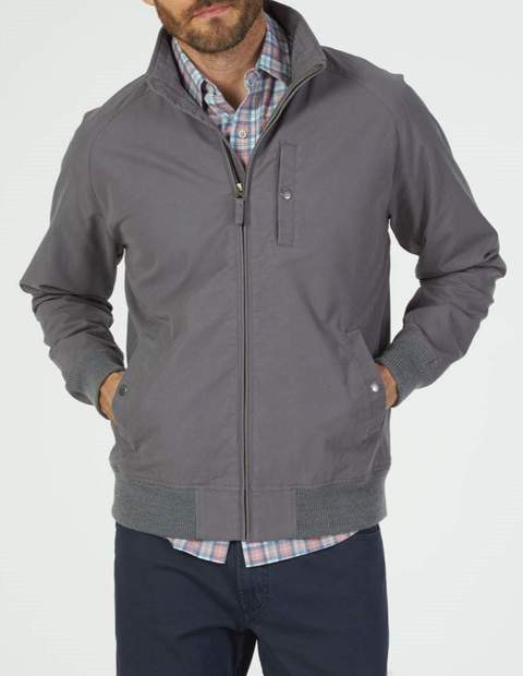 faherty lined newport jacket slate